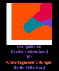 Logo -Der Evangelische Kirchenkreisverband für Kindertageseinrichtungen Berlin Mitte-Nord