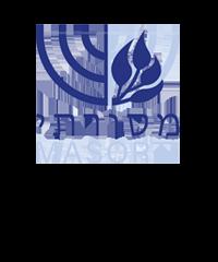 Logo - Masorti – Verein zur Förderung der jüdischen Bildung und des jüdischen Lebens e.V.